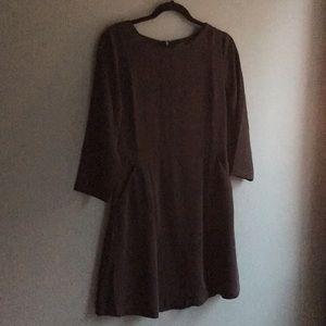 Tahari sz 8 black dress
